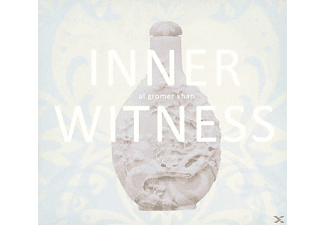 Al Gromer Khan - Inner Witness - (CD)