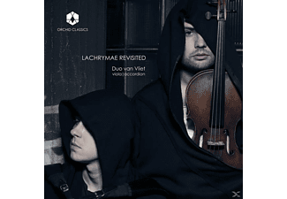 Duo Van Vliet - Lachrymae revisted - (CD)