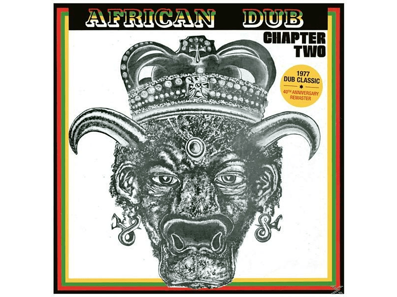 Joe Gibbs, The Professionals - African Dub Chapter Two (40th Anniversary Edition) [Vinyl]