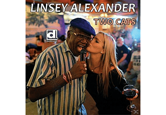 Linsey Alexander - TWO CATS - (CD)