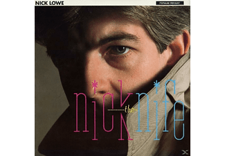 Nick Lowe - Nick The Knife - (Vinyl)