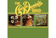Charlie Band Daniels - EPIC TRILOGY 4 [CD]