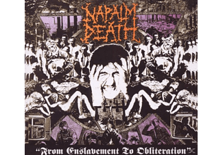 Napalm Death - From Enslavement to Obliteration - (Vinyl)