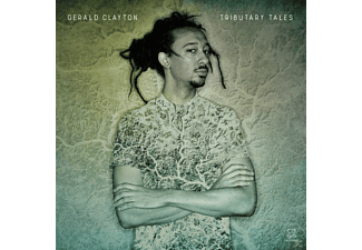 Gerald Clayton - Tributary Tales - (CD)