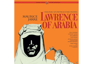 Maurice Jarre - Lawrence Of Arabia-The Complete Original - (Vinyl)