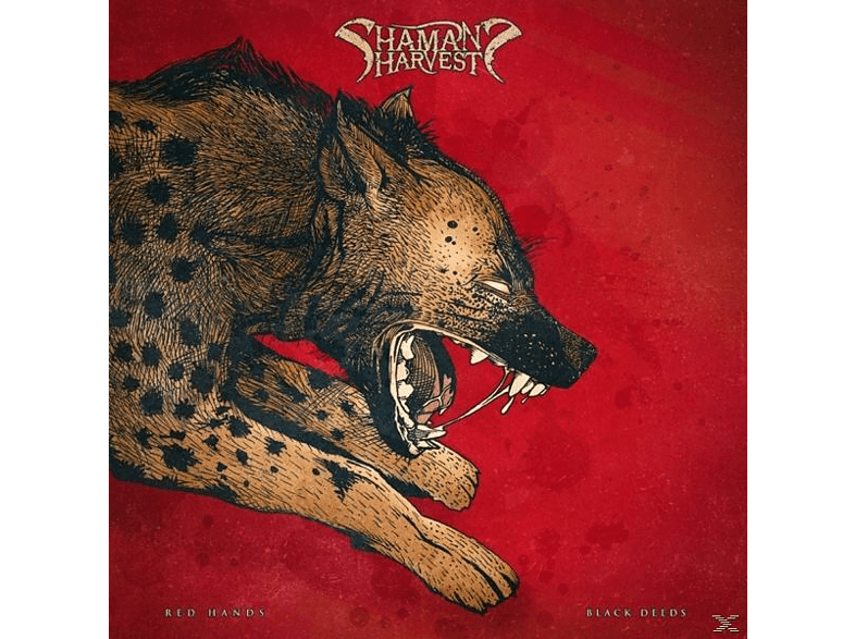 Shaman's Harvest - Red Hands Black Deeds [LP + Download]