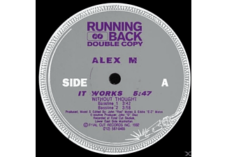 Alex M. - It Works EP (Remastered) - (Vinyl)