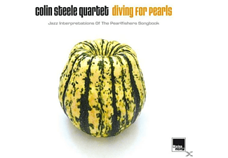 Colin Steele Quartet - Diving For Pearls - (CD)