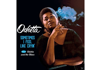 Odetta - Sometimes I Feel Like Cryin'+Odetta And The Blues - (CD)