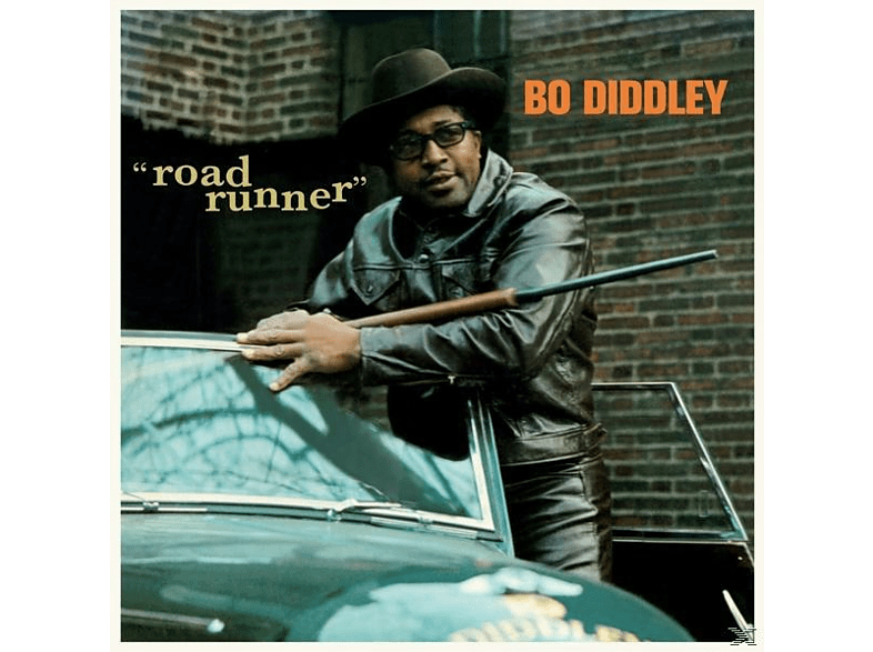 Bo Diddley - Road Runner+2 Bonus Tracks (Ltd.180g Vinyl) [Vinyl]