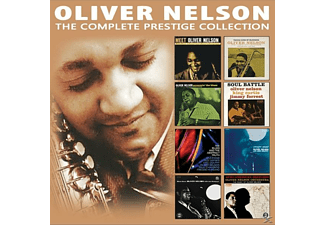Oliver Nelson - The Complete Prestige Collection - (CD)