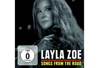Layla Zoe - Songs From The Road - (CD + DVD Video)