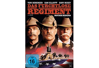 Das Furchtlose Regiment - Rough Riders - (DVD)