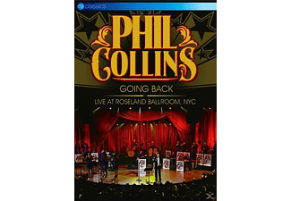 Phil Collins - Going Back: Live At Roseland Ballroom,Nyc - (DVD)