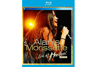 Alanis Morissette - Live At Montreux 2012 - (Blu-ray)