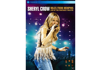 Sheryl Crow - Miles From Memphis: Live At Pantages Theatre - (DVD)