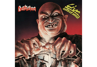 "Destruction - Live Without Sense (Coloured Vinyl+7"") - (Vinyl)"