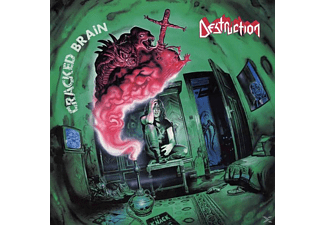 Destruction - Cracked Brain (Slipcase,Poster) - (CD)