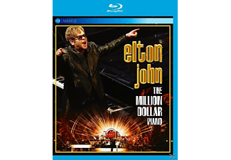 Elton John - The Million Dollar Piano - (Blu-ray)