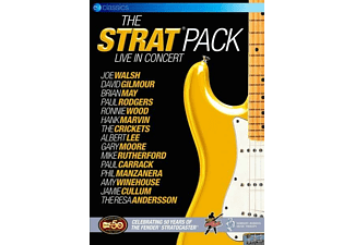 VARIOUS - The Strat Pack: Live In Concert - (DVD)