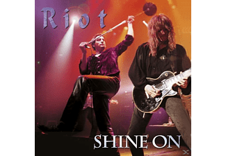 Riot - Shine On-REISSUE - (CD + DVD)