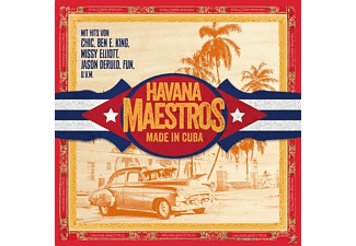 Havana Maestros - Made in Cuba - (CD)