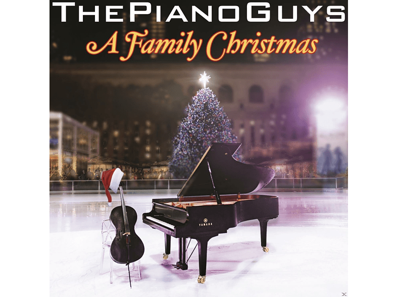 Piano Guys - The Piano Guys: A Family Christmas (Limited-Edition) [Vinyl]