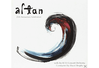 Altan - 25th Anniversary Celebration - (CD)