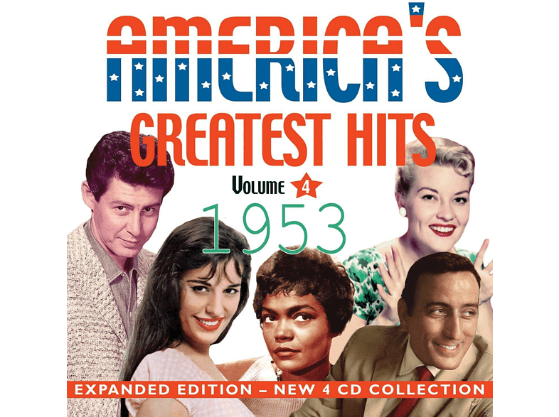 VARIOUS - America's Greatest Hits 1953 [CD]