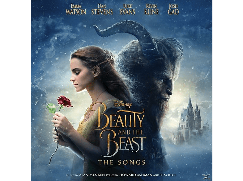 VARIOUS - Beauty And The Beast [Vinyl]