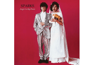 Sparks - Angst In My Pants - (LP + Bonus-CD)