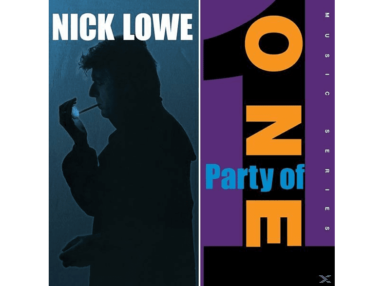 Nick Lowe - Party Of One [CD]