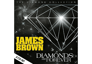 James Brown - Diamonds Are Forever - (CD)
