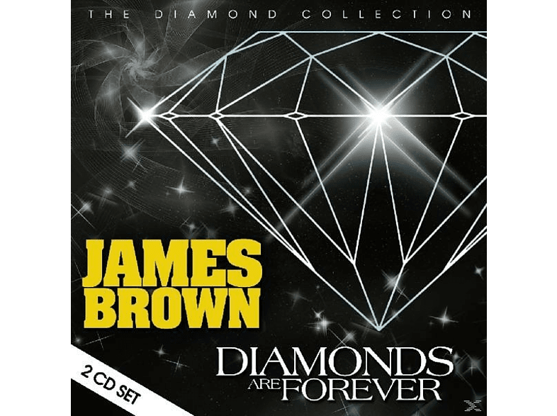 James Brown - Diamonds Are Forever [CD]