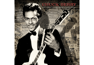 Chuck Berry - Complete Chess Singles As And Bs 1955-61 - (Vinyl)