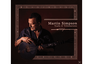 Martin Simpson - Trails & Tribulations - (CD)