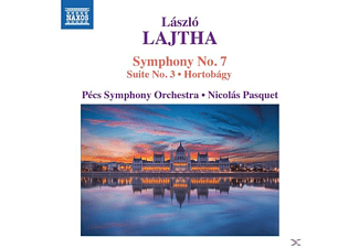Nicolas/pecs So Pasquet - Orchesterwerke Vol.5 - (CD)