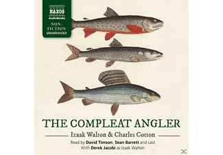 The Compleat Angler - 8 CD - Hörbuch