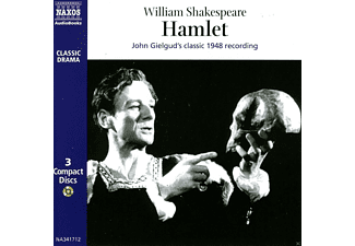 William Shakespeare - Hamlet - (CD)