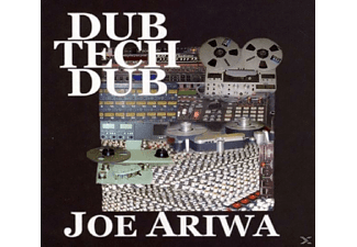 Joe Ariwa - Dub Tech Dub - (CD)