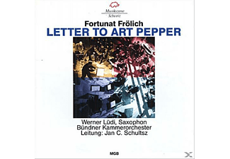 Ludi - Letter to Art Pepper - (CD)
