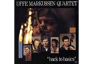 Uff Quartet & Markussen - Back To Basics - (CD)