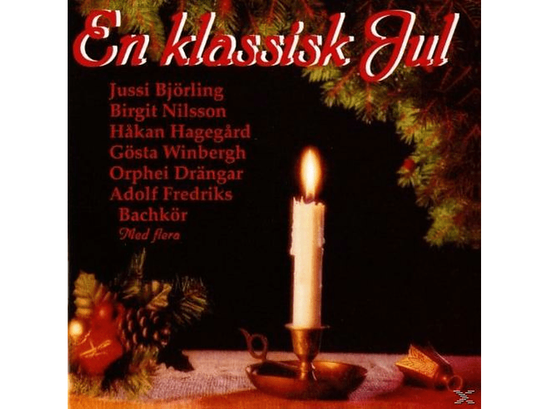 VARIOUS - En Klassisk Jul [CD]
