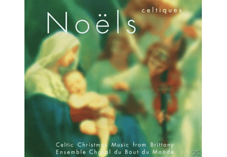Noels From Brittany - Noels Celtiques:Celtic Christmas Music F.Brittany - (CD)