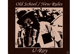 U-Roy - OLD SCHOOL/NEW RULES - (CD)