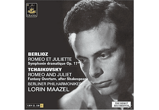 Berliner Philharmoniker - Berlioz: Romeo Et Juliette / Tchaikovsky: Romeo And Juliet - (CD)