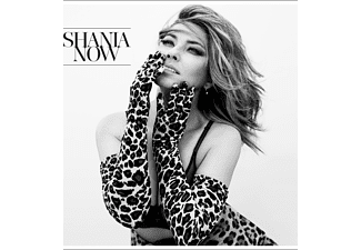 Shania Twain - Now - (CD)