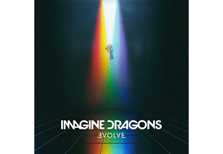 Imagine Dragons - Evolve - (CD)