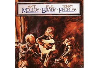Tommy Pe Paul Brady, Matt Molloy, Paul Brady, Tommy Peoples - MATT MOLLOY/PAUL BRADY/TOMMY PEOPLES - (CD)
