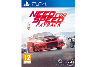 EA Need For Speed Payback PlayStation 4 Oyun